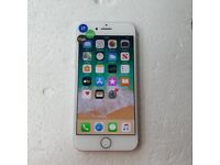 APPLE IPHONE 7 32GB SILVER UNLOCKED TO ALL NETWORKS APPLE WARRANTY WITH RECEIPT