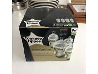 Tommee Tippee Bottles