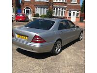 2002 Mercedes S320 Limo S Class Petrol - Open To Offers
