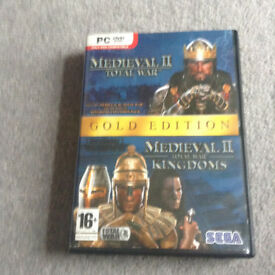 Medieval Total War II Gold Edition
