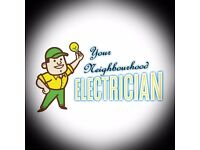 Your Neighbourhood Electrician - Fully insured! 17th edition & Part P qualified.