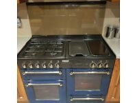 Rangemaster double oven & grill
