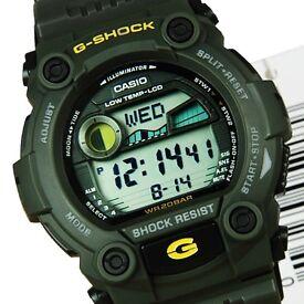 G-SHOCK GS1103WR - Black