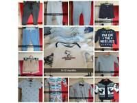 9-12 months boys clothing