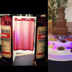 Chocolate fountain hire special offers from £150