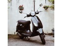 Vespa LX 50 (great condition/low milage)