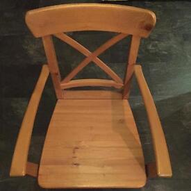 6 x matching chairs