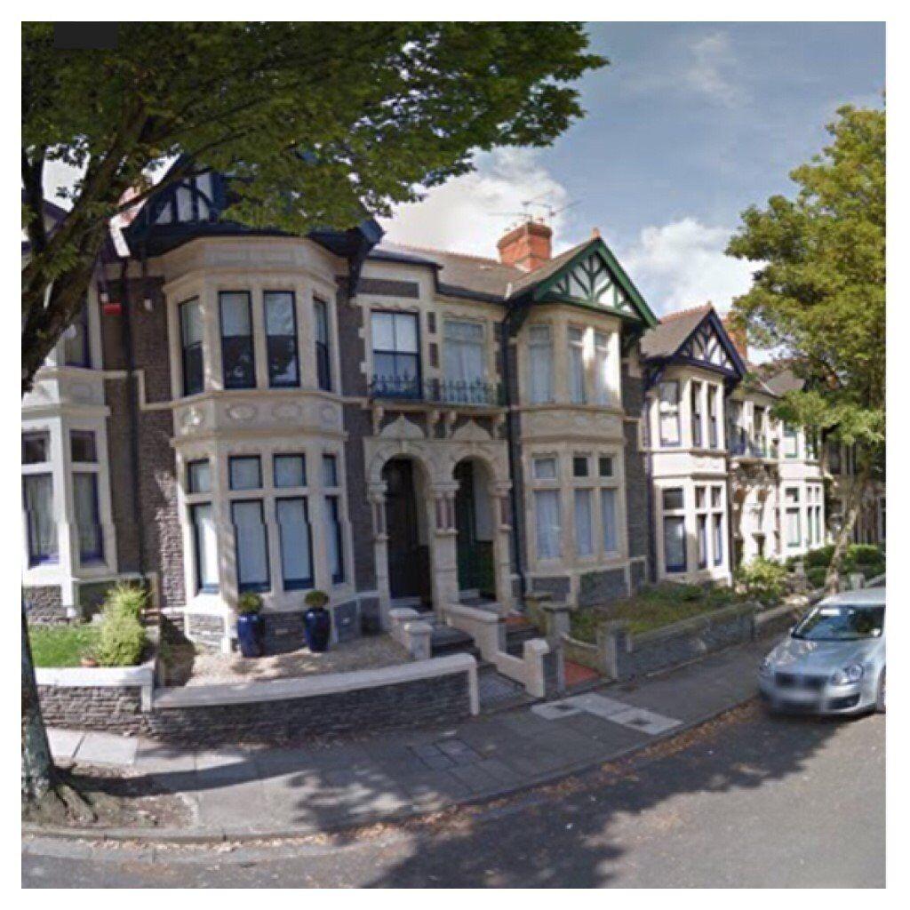 £1450 PCM A 4 Bedroom on Morlais Street, Roath, Cardiff, CF23 5HQ.