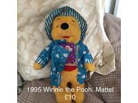 Vintage Winnie the Pooh.