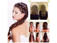 REMY Russian & Indian High Quality Human Hair Extensions*Professional*Cambridgeshire*Mobile&Insured*