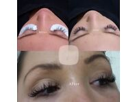 **INDIVIDUAL EYELASH EXTENSIONS FROM ONLY £25!**