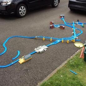 Thomas train. Set