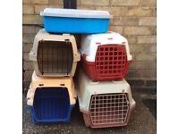 Pet carrier, cat, rabbit basket