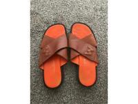 Patrick Cox men's sandals