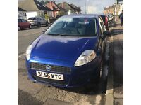 Fiat Punto, 3 door hatchback, 5 seats, petrol, Tax March 17, Mot Sept 17, FSH, Great cond £1250 Ono