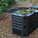 Nature Compostbak zwart 1200 L