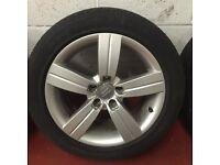 Audi Sport Alloy 17inch