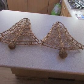 Room and xmas tree decorations/bunting/xmas stockings