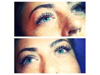 Individual eyelash extensions **£35**