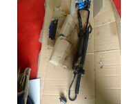 BMW MINI Cooper One S R50 R52 R53 2001-2006 Power Steering Reservoir, Bracket & High pressure pipe.