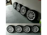 BMW E87 1 Series Alloy Wheels