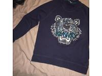 Kenzo 'snakeskin' edition jumper