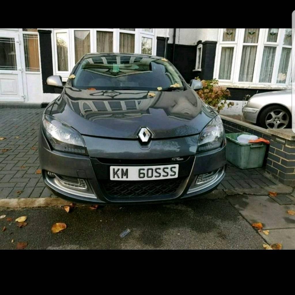 Quick sale Renault 1.5 dci megane gt Line coupe