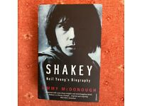Neil Young's biography - Shakey & magazine