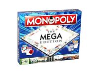 Special Mega Edition Monopoly Game