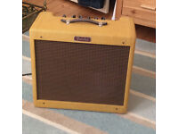 Fender Blues Junior Tweed Ltd Ed Guitar Amp