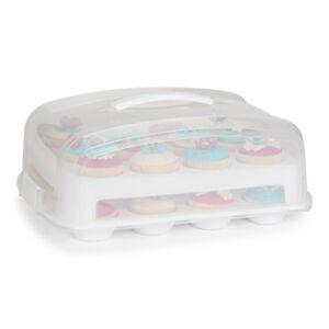 Cup-Cake - Container- 24er Muffin- Tragebox - für Muffins 10295