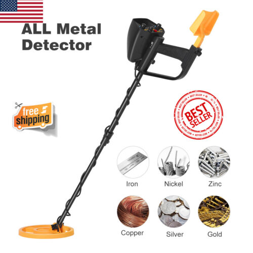 Metal Detector Pinpointer Waterproof for Gold Nugget Coins Jewelry Hunting New