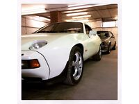 Classic Car / Sports / Prestige - Professional Storage Available in Leicestershire