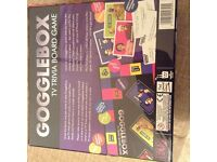 Gogglebox trivia board game - new and unused £7.50