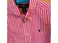 Ralph Lauren Shirt Age 6