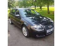 2006 '06' Audi A3 2.0 Tdi SE 140 Facelift Genuine 86k Fsh Mot Oct 18 Beautiful car