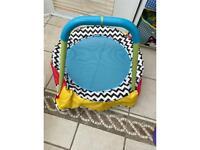 Chad Valley 2ft indoor toddler trampoline