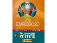 Panini euro 2020 stickers to swap