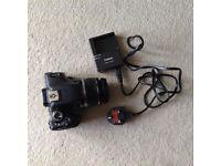 Canon 600D camera