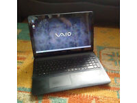 "Sony VAIO Ultrabook 15.5"" (750HDD, Intel Core i7, 8GB RAM NVidia GeForce GT740M Graphics)"