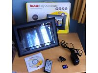 Kodak Easyshare EX1011 digital picture frame (10 inch) - £20.00 ONO