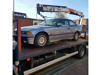 E36 BMW 320i M50 good engine complete single VANOS with warranty