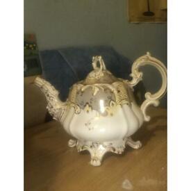 Rare Antique Teapot