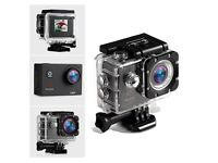 Sport Action Waterproof 1080P 30m 170 Degree Wide Angle and Image Stabiliser Underwater Accessories