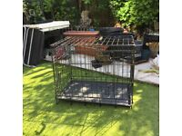 SMALL DOG CAGE NEW
