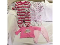 Baby Girl Clothes – 3-6 months – Bundle 5 – Very good condition