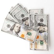 Empire Rolling Papers 10 (Ten) $100 Dollar Bills Kingsize Plus Filter Tips