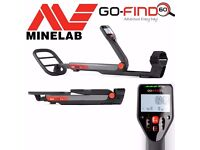 Minelab go find 60 metal detector