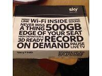 Sky Plus HD Box. £20
