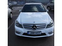 Mercedes-Benz C Class C220 CDI BlueEFFICIENCY AMG Sport Plus 4dr Auto 2.1